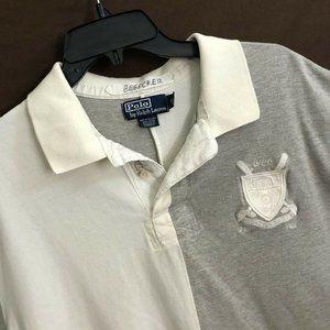 Polo Ralph Lauren Bleeker Color Block Shirt 2XL